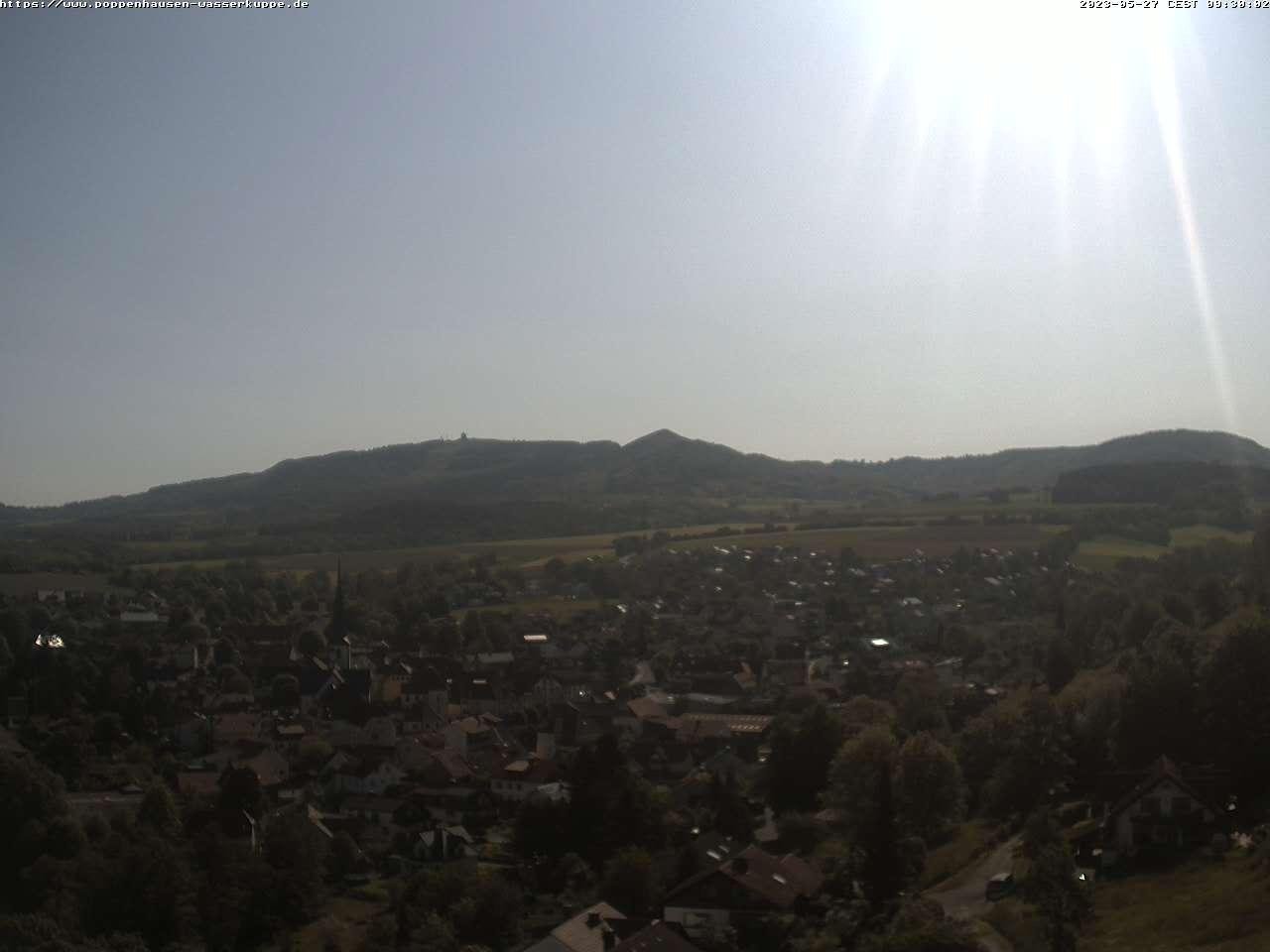 Webcam Poppenhausen (Wasserkuppe)